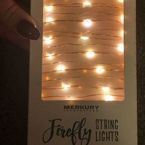 String lights NWT